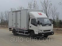 江铃江特牌JMT5042XXYXG2型厢式运输车