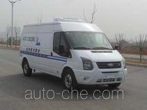 Jiangling Jiangte JMT5043XLCXJM refrigerated truck