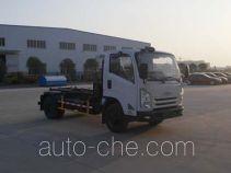 Jiangling Jiangte JMT5071ZXXXG2 detachable body garbage truck