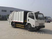 Jiangling Jiangte JMT5071ZYSXG2 garbage compactor truck
