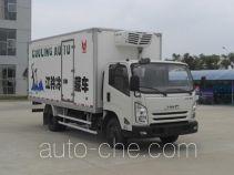 Jiangling Jiangte JMT5081XLCXK2 refrigerated truck