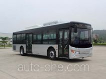 晶马牌JMV6105GRPHEV型插电式混合动力城市客车