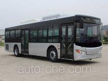 晶马牌JMV6115GRPHEV型插电式混合动力城市客车