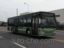 晶马牌JMV6115GRPHEV1型插电式混合动力城市客车