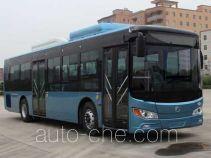 晶马牌JMV6115GRPHEVN型插电式混合动力城市客车