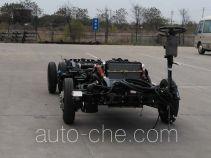 Jingma JMV6596DFA bus chassis