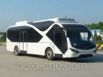 青年牌JNP6103BEV3M型纯电动城市客车