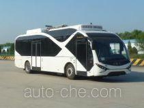 青年牌JNP6103BEV2型纯电动城市客车