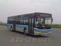 青年牌JNP6120GHP-2型混合动力城市客车