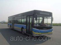 青年牌JNP6120GHS型混合动力城市客车