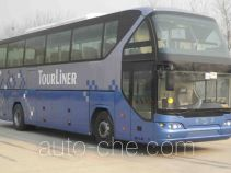 Qingnian JNP6121FM-3 luxury coach bus