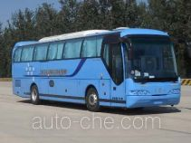 Qingnian JNP6122M luxury tourist coach bus