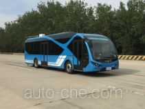 青年牌JNP6123BEVW型纯电动城市客车