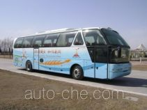 Qingnian JNP6127M-3 luxury tourist coach bus