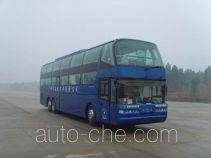 Young Man JNP6137WE luxury travel sleeper bus