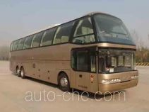 Qingnian JNP6140FM-3 luxury tourist coach bus