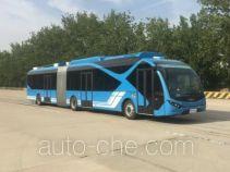 青年牌JNP6183BEVW型纯电动城市客车