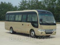 青年牌JNP6700BEV型纯电动城市客车