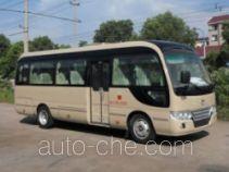 青年牌JNP6700LBEV型纯电动客车