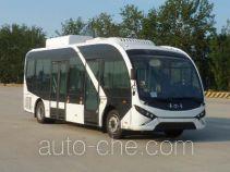 青年牌JNP6803BEV1型纯电动城市客车