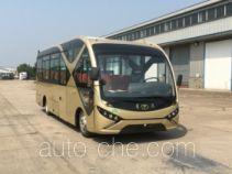 青年牌JNP6803BEVP型纯电动城市客车