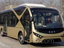 青年牌JNP6863BEV2型纯电动城市客车