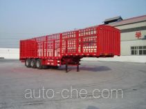 Junqiang JQ9401CCQ animal transport trailer