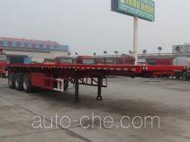 Junqiang JQ9403ZZXP flatbed dump trailer