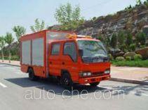 飓风牌JQG5050TQX型燃气管道抢险车