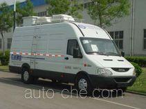 飓风牌JQG5050XTX型通信车