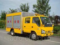 飓风牌JQG5060XQX型应急抢险车