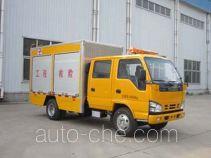 飓风牌JQG5060XXH型救险车