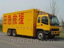 飓风牌JQG5230XQX型应急抢险车