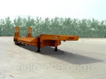 飓风牌JQG9400TDP型低平板半挂车