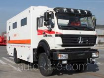 Jereh JR5140XZM emergency car with lighting equipment