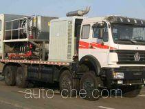 杰瑞牌JR5220TYD型液氮泵车
