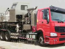 Jereh JR5230TGY acid liquid mixing truck