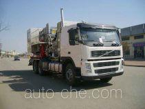 杰瑞牌JR5240TYD型液氮泵车