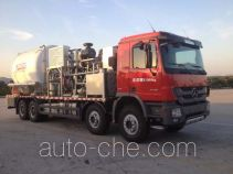 Jereh JR5313TYD liquid nitrogen operations truck
