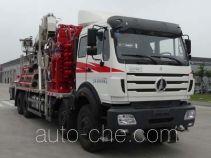 Jereh JR5360TLG coil tubing truck
