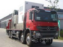 Jereh JR5400TLG coil tubing truck