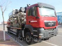 Jereh JR5401TYL fracturing truck