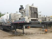 Jereh JR9250TYD liquid nitrogen trailer