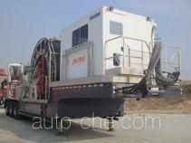 杰瑞牌JR9552TLG型连续油管作业半挂车