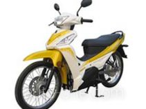 Electric underbone motorcycle