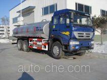 Jishi JS5250TGY oilfield fluids tank truck