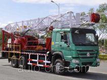 Jishi JS5270TXJ well-workover rig truck