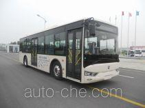 亚星牌JS6101GHBEV2型纯电动城市客车