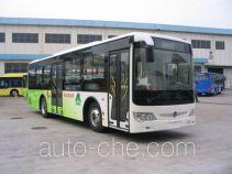 亚星牌JS6106GHEV1型混合动力城市客车