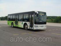 亚星牌JS6106GHEV3型混合动力城市客车